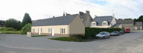 Construction de 2 logements pour personnes âgées