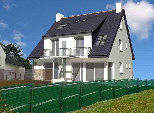 Rénovation énergétique d'une habitation